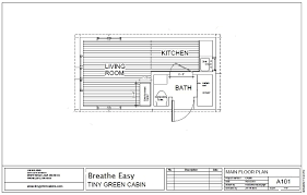 easy floor plans breathe easy floor plan tiny green cabins