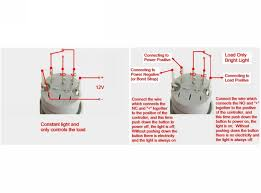 wiring illuminated switches archive yachting and boating world