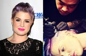 celebrity tattoos kelly osbourne goodtoknow