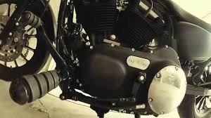 2013 sportster forward controls installation harley davidson