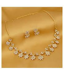 jewelry necklace images Sukkhi stylish gold plated necklace sets buy sukkhi stylish gold jpg