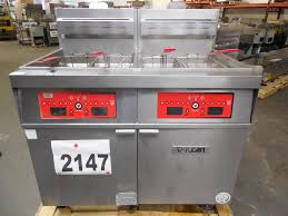 vulcan vk series deep fryer scratch u0026 dent restaurant cooking