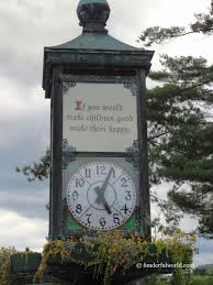 New Hampshire travel clock images New hampshire usa a family vacation in the granite state jpg