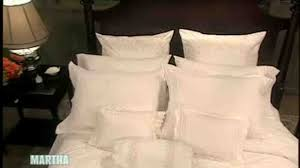 How To Wash Your Duvet Video How To Put A Duvet In A Duvet Cover Martha Stewart