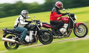honda cbf 600 honda cbf 600 n et suzuki bandit 650 n gentils roadsters moto