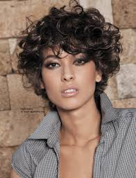 short haircuts for wavy hair hair style and color for woman