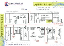 dr erfan and bagedo general hospital floor plan