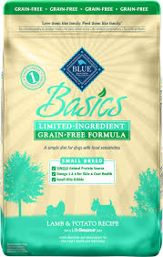 blue buffalo basics limited ingredient grain free formula lamb