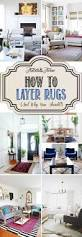 How To Choose The Right Area Rug Get The Look Layered Rugs How To Layer Rugs Like A Pro Twine