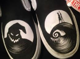 buy custom tim burton nightmare before shoes