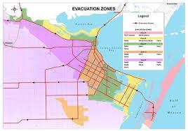 map zones hurricane harvey evacuation map where are evacuation zones in