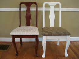 Dining Room Chair How To Redo Dining Room Chairs U2013 Alliancemv Com U2013 Less To Decorate