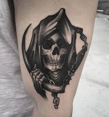 45 grim reaper design ideas with meaning