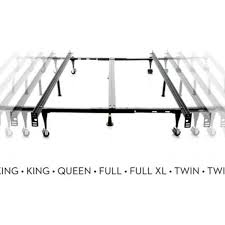Cing Bed Frame Universal Bedframe With Gliders Louisville Overstock Warehouse