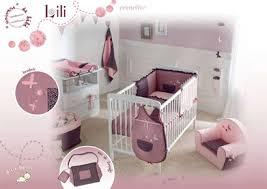 chambre bébé fille violet décoration chambre bébé libellule thème libellule