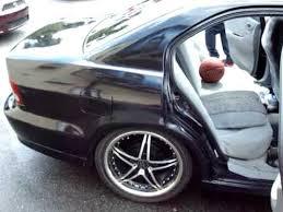 2002 Mitsubishi Galant Interior 2002 Galant Custom Built Rear Deck Youtube