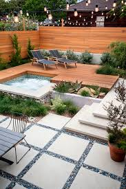 Gravel Backyard Ideas Landscape Landscape Ideas For Backyard Decor Inspiring Green And