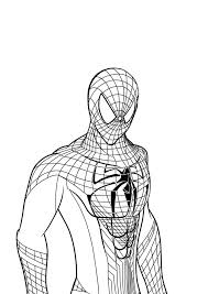 amazing spider man coloring pages amazing spider man 2 coloring