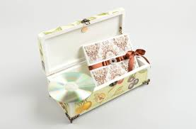 madeheart u003e unusual handmade paper cd case cd storage box stylish