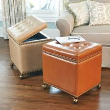 Filing Ottoman Barcelona Tufted Storage Ottoman Improvements