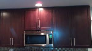 How To Install Kitchen Cabinet Crown Molding Kitchen Cabinets Crown Molding Or Flush With Ceiling Doors