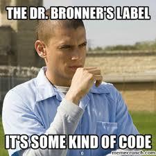 Prison Memes - bronner s prison break