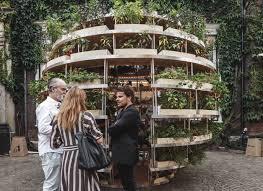 ikea gives away free urban garden sphere plans
