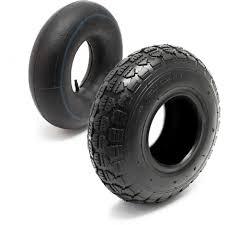 chambre à air droite pneu pour tracteur à pelouse 11x4 00 4 4pr chambre à air valve droite