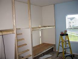Builtin Bunk Beds Step  Kid Or Guest Pinterest Bunk Bed - Step 2 bunk bed