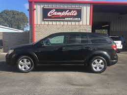 dodge crossover campbell u0027s used cars inc 2009 dodge journey lumberton nc