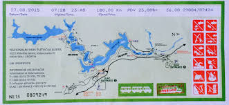 National Parks Utah Map by 7 Hiking Trails Of Plitvice Lakes National Park U2013 Croatia Two Up