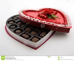 chocolate heart box chocolate box stock image image of gift 1730315