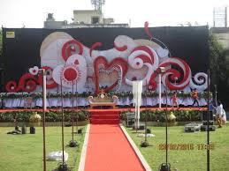 Wedding Stage Decoration Wedding Stage Decoration Service In Pune Pranav Enterprises Id