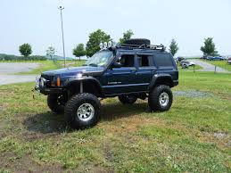 nissan safari lifted safari style hard kor roof rack for xj cherokees kevinsoffroad com