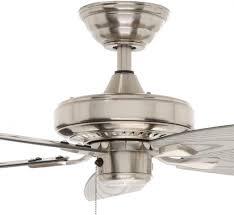 hton bay gazebo ii 42 in indoor outdoor ceiling fan hton bay gazebo ii 42 in indooroutdoor brushed nickel ceiling