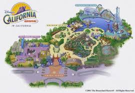 map of california adventure disney s california adventure in the disneyland resort review
