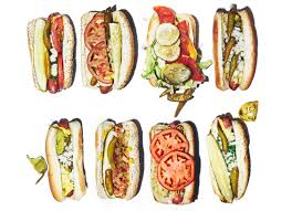 colin cuisine 8hotdogs jpg colin beckett chicago food beverage and product