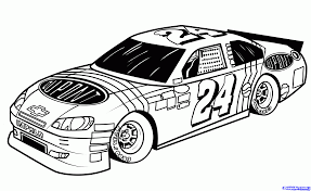 jeff gordon race car coloring page dale earnhardt jr race racing