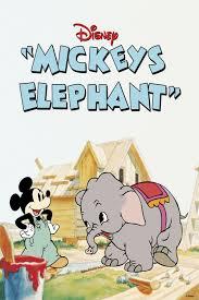 Three Blind Mouseketeers Mickey U0027s Elephant Disneylife