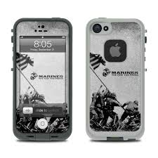 black friday marines lifeproof iphone 5 case skin flag raise by us marine corps