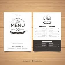 menu design resources menu vectors photos and psd files free download