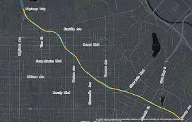 Caltrans Traffic Map July 2015 Caltrans District 7