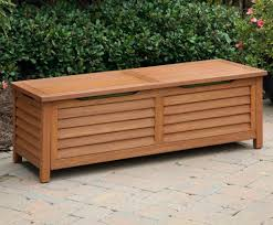 Waterproof Patio Storage Bench by Outdoor Storage Box Seat Nz Outdoor Designs