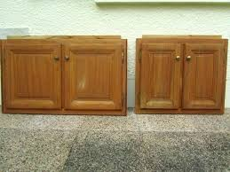 porte de cuisine en bois facade cuisine bois facade de porte cuisine agracable facade de