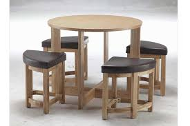 round coffee table with 4 stools furniture inspiring round table with stools underneath for small