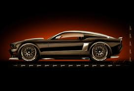 ford mustang 2013 accessories ford mustang gt convertible goes supercar style for sema