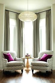 Curtains And Drapes Ideas Living Room Bay Window Drapes Best Curtains For Small Living Room 3 Best Bay