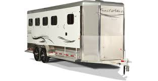 trails west trailers horse stock snowmobile u0026 living quarters