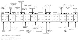 1985 toyota pickup ecu wiring diagram image details