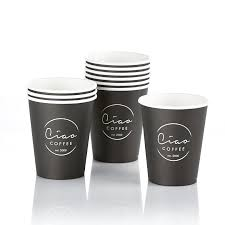 Coffee Cup ciao takeaway coffee cups 8oz disposable paper cups